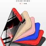 เคส Samsung A6 Plus พลาสติกประกอบหัว+ท้าย สวยงามมาก ราคาถูก (ไม่รวมฟิล์ม)