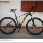 """จักรยานเสือภูเขา KEYSTO GA705K ล้อ 27.5"""" 30speed ดิสน้ำมัน 2018"""