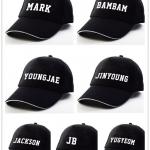 หมวกเบสบอล GOT7 (เมมเบอร์)