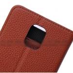 เคส note 4 Samsung Galaxy note 4 แบบฝาพับหนังเทียมแบบนูนๆ ผิวสัมผัสไม่เรียบ ราคาส่ง ขายถูกสุดๆ