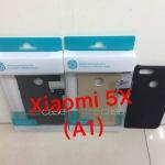 เคสมือถือ Xiaomi Mi A1/Mi5X รุ่น Super Frosted Shield มีสี ดำ ทอง