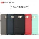 เคส Samsung C9 Pro พลาสติก TPU สีพื้นเรียบ เท่ สวยงามมาก ราคาถูก