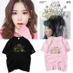 เสื้อยืด (T-Shirt) Taeyeon - The Magic of Christmas Time