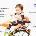 ที่นั่งเด็กติดจักรยาน MEADOW Rear Child Seat (เก้าอี้เด็กด้านหลัง)