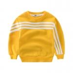เสื้อกันหนาวแขนยาวสีเหลือง [size 2y-3y-4y-5y-6y-7y]