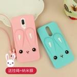 เคส Huawei Nova 2i ซิลิโคนกระต่ายน้อยแสนน่ารัก ราคาถูก (สายคล้องแล้วแต่ร้านจีนแถมมาหรือไม่)