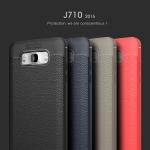 เคส Samsung J7 Version 2 (2016) พลาสติก TPU สีพื้นสวยงามมาก ราคาถูก