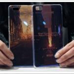 Case Huawei P8 ซิลิโคน TPU เงางามลายสวยมากๆ ราคาถูก