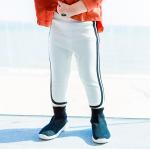 กางเกง สีขาว แพ็ค 5ชุด ไซส์ 80cm-90cm-100cm-110cm-120cm