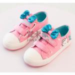 รองเท้าเด็กแฟชั่น สีชมพู แพ็ค 6 คู่ ไซส์ 25-26-27-28-29-30