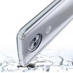 เคส Moto X4 พลาสติกโปร่งใส Crystal Clear ขอบปกป้องสวยงาม ราคาถูก