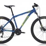 จักรยานเสือภูเขา POLYGON PREMIER 3.0 24 สปีด เฟรมอลู ล้อ 27.5 พร้อมของแถม 5 รายการ (ems600 ,flash500)