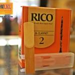ลิ้นคาลเน็ต Rico Eb Clarinet Reeds 2