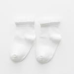 ถุงเท้าสั้น สีขาว แพ็ค 10 คู่ ไซส์ อายุประมาณ 7-10 ปี