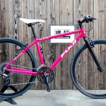 จักรยานไฮบริด FUJI PALETTE ,24สปีด เฟรมอลู 700C 2015
