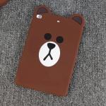 เคส iPad Air 1 ซิลิโคน TPU ตัวหมีบราวน์ น่ารักมากๆ ราคาถูก