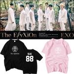 เสื้อยืด (T-Shirt) EXO Planet #4 - The Elyxion (ชื่อเมมเบอร์)