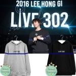 เสื้อฮู้ด (Hoodie) Hong Ki - LIVE 302