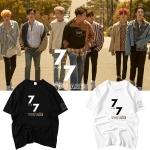 เสื้อยืด (T-Shirt) GOT7- 7 FOR 7