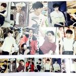 EXO Postcard Set - A