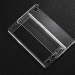 เคส OPPO R7 Lite / R7 พลาสติก PC โปร่งใสแบบประกบหน้า-หลัง ราคาถูก