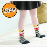 [ไซส์เด็ก] K8305 เลกกิ้งเด็กแบบเต็มตัว ลายสโนว์แมนสุดน่ารัก