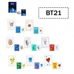 สมุด BTS - BT21