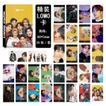 LOMO Card GOT7 - EYES ON YOU