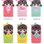 เคส Samsung Galaxy A5 ซิลิโคนเด็กผู้หญิงน่ารักสดใสมากๆ ราคาส่ง ราคาถูก