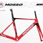 เฟรมเสือหมอบ Mosso 760CB 2016 full Carbon MOSSO Super Aero-Speed frame.