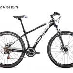 """จักรยานเสือภูเขา TRINX M136E ,21สปีด ชิมาโน่ เฟรมอลู แกนปลดเร็ว 27.5"""" 2018"""