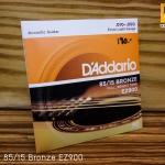 สายกีตาร์โปร่ง D'Addario EZ 900