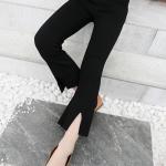 กางเกง สีดำ แพ็ค 5 ชุด ไซส์ 120-130-140-150-160 (เลือกไซส์ได้)
