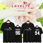 เสื้อยืด (T-Shirt) Lovelyz - A New Trilogy (เมมเบอร์)