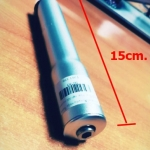 ตัวต่อคอจุ่ม NHG Threadless Size Converter ขนาด 1-1/8 นิ้ว(MTB รุ่นเก่า)