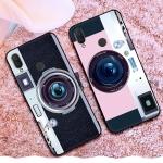 เคส Huawei Nova 3i ซิลิโคนรูปกล้องถ่ายรูปน่ารัก ตรงเลนส์สามารถยืดออกมาตั้งได้ ราคาถูก