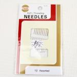 Self Threading Needles / แพค 12 เล่ม
