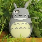 เคสไอโฟน5s / 5 Totoro โทโทโร่เพื่อนรัก ตัวอ้วนๆ น่ารักๆ ซิลิโคน 3D ราคาส่ง ขายถูกสุดๆ