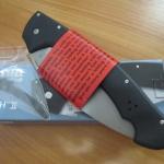 Cold Steel 62KG RAJAH II GRIV0RY Handle Kukri Knife