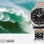 นาฬิกาข้อมือชาย Shark Sport Watch SH040