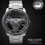 นาฬิกาแฟชั่น 3 D OPEL CORSA STEERING