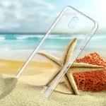 เคส Samsung J7 Pro พลาสติกโปร่งใส imak โชว์ตัวเครื่องเต็มที่ ราคาถูก