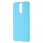 เคสแข็ง Huawei Nova 2i รุ่น Rubberized สีฟ้า