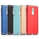เคส Huawei GR5 (2017) พลาสติกสีพื้นเมทัลลิคสวยงามมาก ราคาถูก