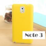 เคสซัมซุงโน๊ต3 Case Samsung Galaxy note 3 เคสพลาสติกแบบบาง สีขุ่น สวยๆ เรียบๆ ราคาส่ง ขายถูกสุดๆ