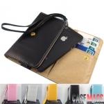case iphone 5 เคสไอโฟน5 เคสกระเป๋าหนังนิ่ม Korea wallet sets