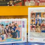 จิ๊กซอ #Wannaone Puzzle ( 1 กล่องมี 300 ชิ้นค่ะ) แรนด้อมลาย