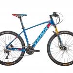 จักรยานเสือภูเขา Trinx X7 ,30สปีด เฟรมอลู ซ่อนสาย ชุดขับ Deore โช๊คลม ล้อ 26นิ้ว, 2018