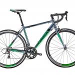 จักรยานเสือหมอบ Trinx Tempo 3.0,16 สปีด Claris ,เฟรมอลู ตะเกียบอลู ปี 2018