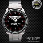 นาฬิกาแฟชั่น 3 D 2013 BENTLEY EXLUSIVE LOGO